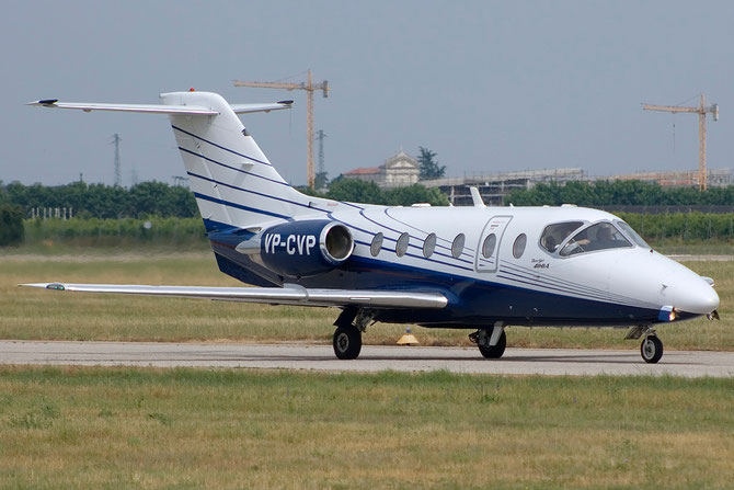 VP-CVP Beech 400A RK-300 Bluesky Airservice GmbH