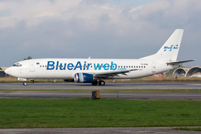 YR-BAM B737-4Q8 26302/2620 Blue Air