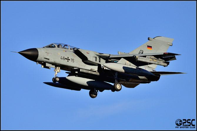 46+15  Tornado IDS 779/GS248/4315 TLG33 Active