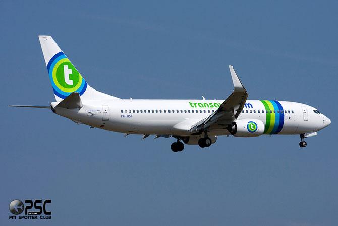 Boeing 737 Next Gen - MSN 42148 - PH-HSI  @ Aeroporto di Verona © Piti Spotter Club Verona