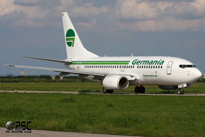 D-AGER B737-75B 28107/27 Germania Flug