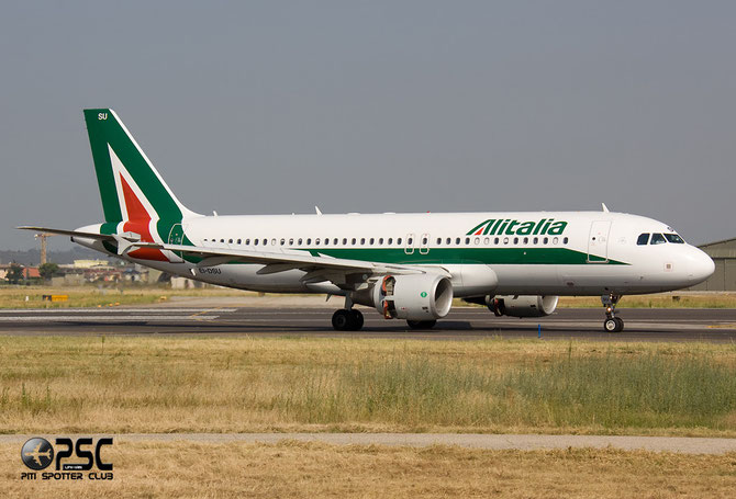 Airbus A320 - MSN 3563 - EI-DSU @ Aeroporto di Verona © Piti Spotter Club Verona