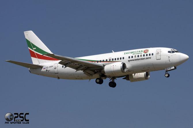 Boeing 737 - MSN 24785 - VQ-BBN  @ Aeroporto di Verona © Piti Spotter Club Verona