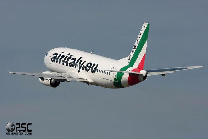 Boeing 737 - MSN 24299 - I-AIGM @ Aeroporto di Verona © Piti Spotter Club Verona