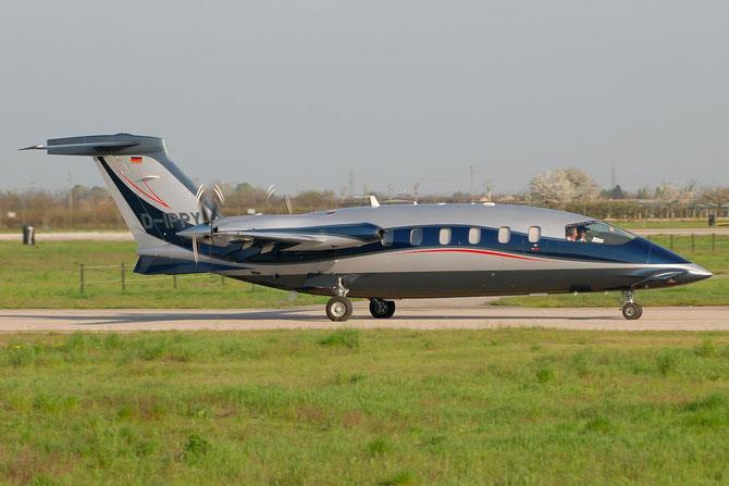 D-IPPY P180 1172 AirGo Flugservice