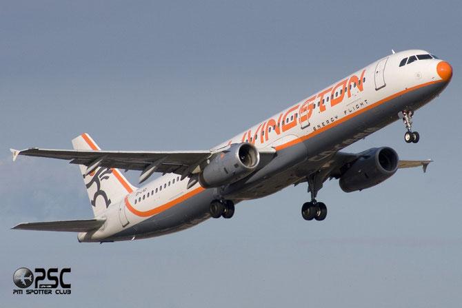 Airbus A321 - MSN 792 - EI-LVD @ Aeroporto di Verona © Piti Spotter Club Verona