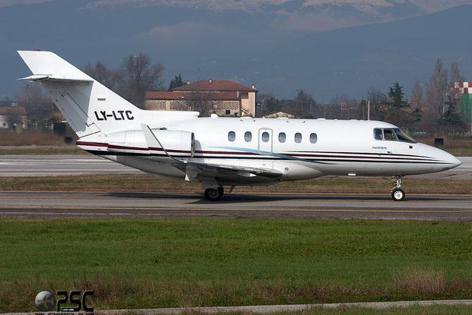 LY-LTC BAe125-800XP 258399 Charter Jets