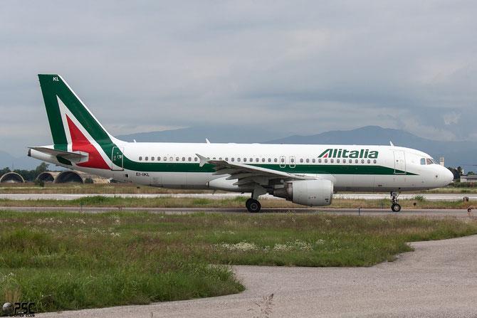 EI-IKL A320-214 1489 Alitalia