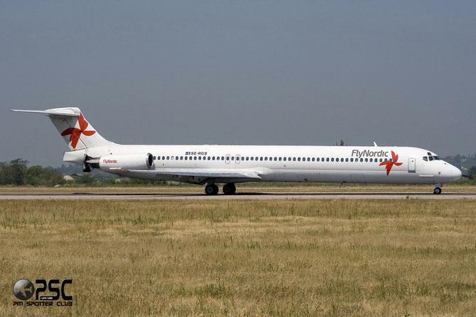 SE-RDS MD-83 49401/1357 FlyNordic