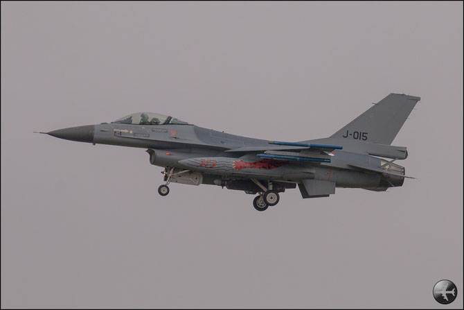 Netherlands - J-015 F-16AM 6D-171 312/313sq