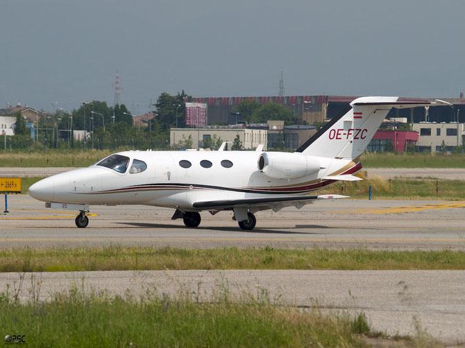 OE-FZC Ce510 510-0196 GlobeAir AG