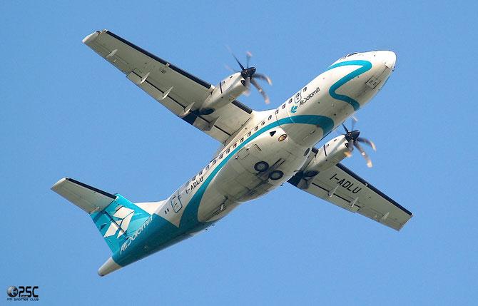 ATR 42 - MSN 609 - I-ADLU @ Aeroporto di Verona © Piti Spotter Club Verona