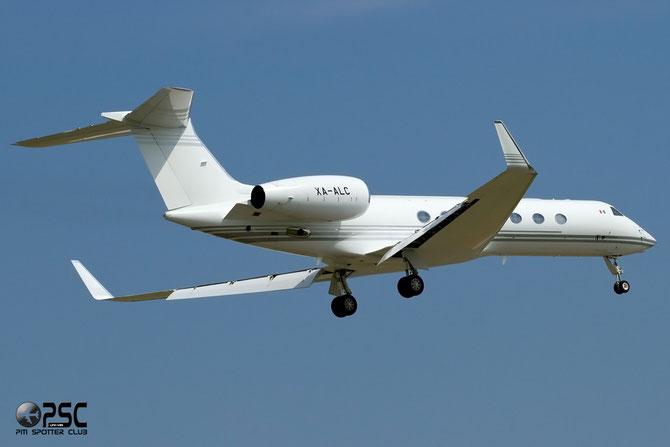 XA-ALC G550 5116