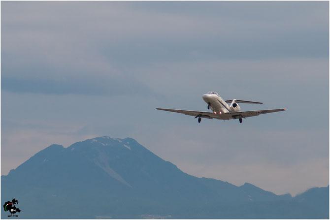 D-IAMO Ce525A 525A-0166 Windrose Air Charter @ Aeroporto di Verona © Piti Spotter Club Verona