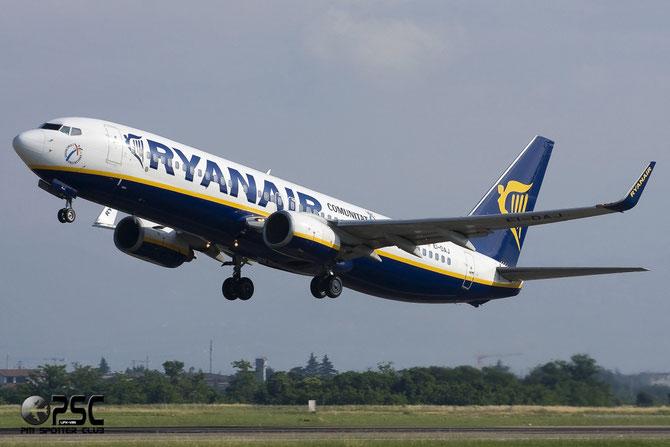 Boeing 737 Next Gen - MSN 33548 - EI-DAJ @ Aeroporto di Verona © Piti Spotter Club Verona