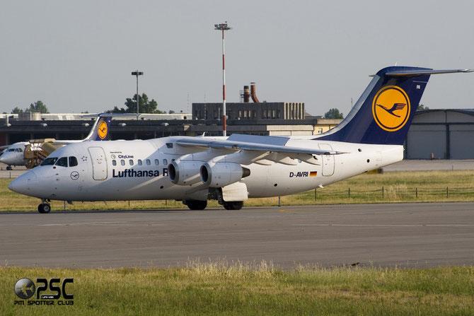 BAe 146 / Avro RJ - MSN 2270 - D-AVRI  @ Aeroporto di Verona © Piti Spotter Club Verona