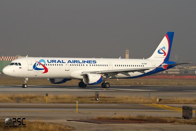 Airbus A321 - MSN 775 - VQ-BOF  @ Aeroporto di Verona © Piti Spotter Club Verona