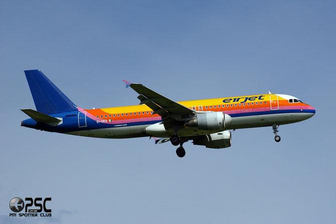EI-DKG A320-214 1390 EirJet