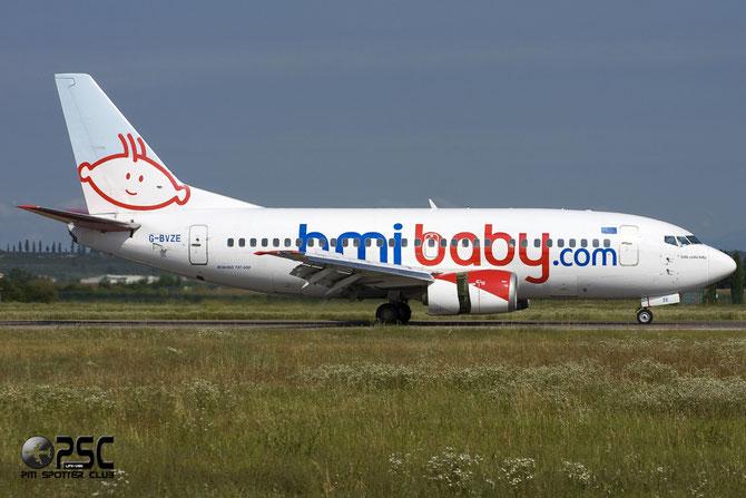 Boeing 737 - MSN 26422 - G-BVZE  @ Aeroporto di Verona © Piti Spotter Club Verona