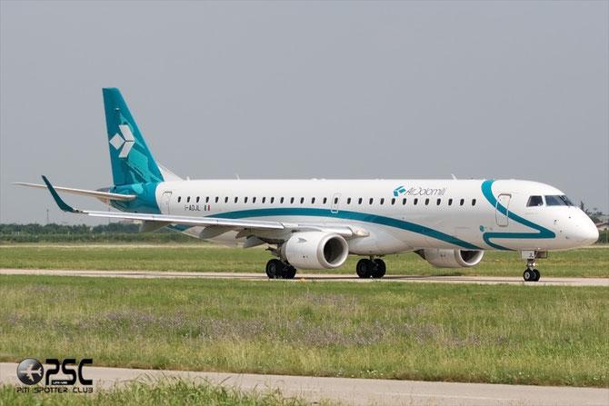 Embraer 190/195 - MSN 256 - I-ADJL @ Aeroporto di Verona © Piti Spotter Club Verona
