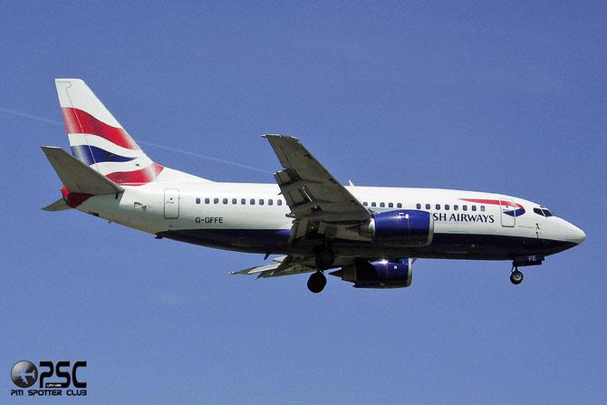 Boeing 737 - MSN 27424 - G-GFFE @ Aeroporto di Verona © Piti Spotter Club Verona