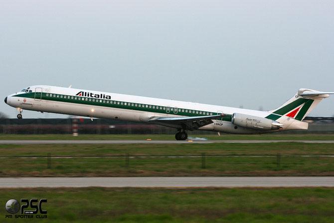 McDonnell Douglas MD-80/90 - MSN 49973 -  I-DACP @ Aeroporto di Verona © Piti Spotter Club Verona