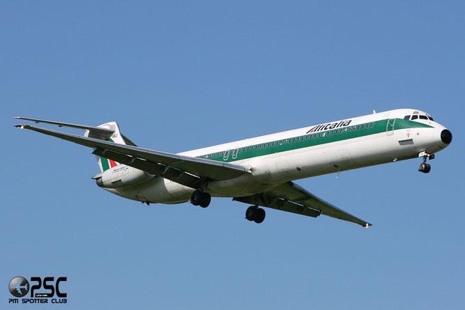 McDonnell Douglas MD-80/90 - MSN 49203 - I-DAWJ  @ Aeroporto di Verona © Piti Spotter Club Verona