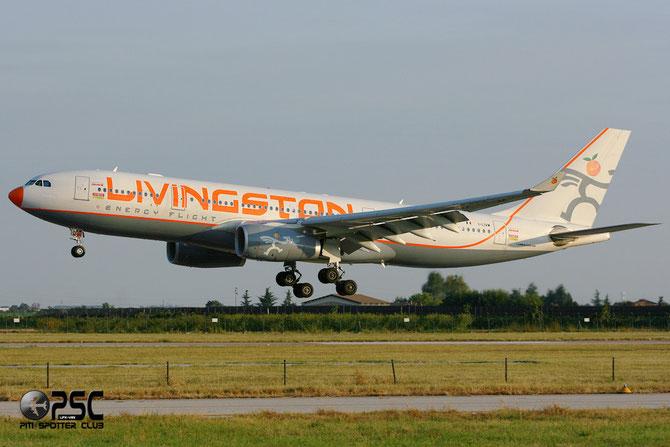 Airbus A330 - MSN 551 - I-LIVM @ Aeroporto di Verona © Piti Spotter Club Verona