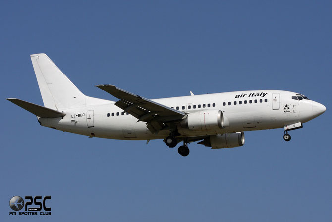 LZ-BOQ B737-522 26687/2402 Bulgaria Air