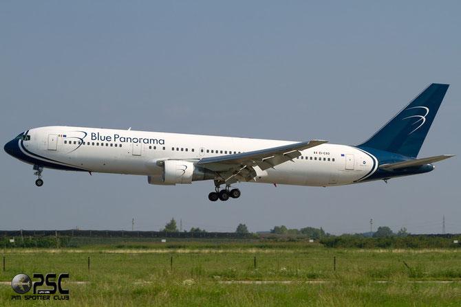 Boeing 767 - MSN 28111 - EI-CXO @ Aeroporto di Verona © Piti Spotter Club Verona