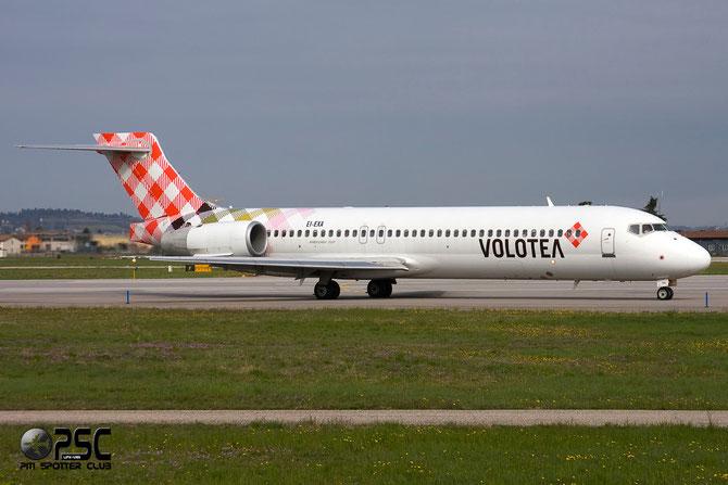 Boeing 717 - MSN 55172 - EI-EXA  @ Aeroporto di Verona © Piti Spotter Club Verona