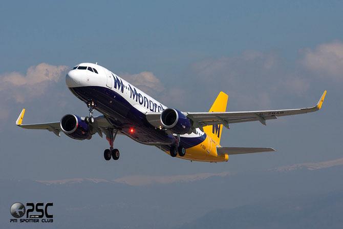 Airbus A320-214(WL) - G-ZBAB - MSN 5581@ Aeroporto di Verona © Piti Spotter Club Verona