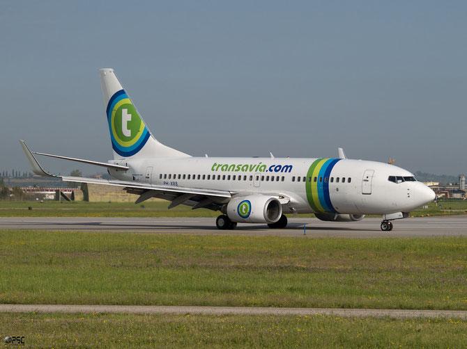 Boeing 737 Next Gen - MSN 28256 - PH-XRB  @ Aeroporto di Verona © Piti Spotter Club Verona
