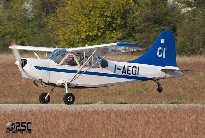 I-AEGI -  Stinson L-5 Sentinel