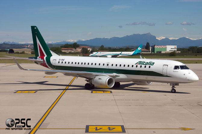 Embraer 190/195 - MSN 520 - EI-RNE @ Aeroporto di Verona © Piti Spotter Club Verona