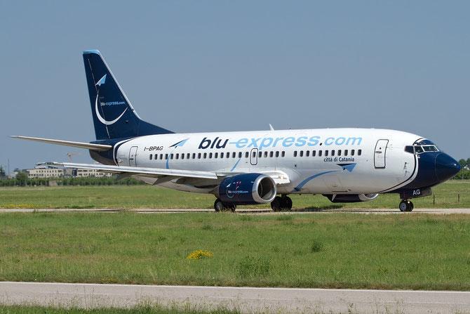 Boeing 737 - MSN 29059 - I-BPAG  @ Aeroporto di Verona © Piti Spotter Club Verona