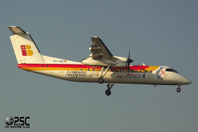EC-IGE DHC-8-315 576 Air Nostrum