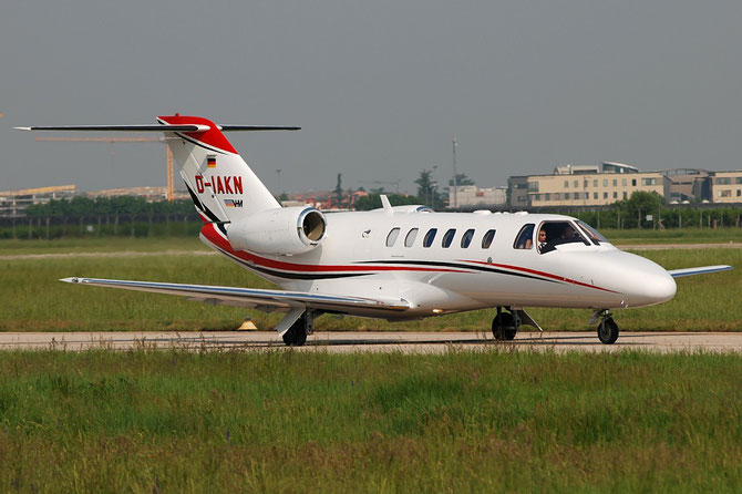 D-IAKN Ce525A (CJ2+) 525A-0367 Starwings GmbH