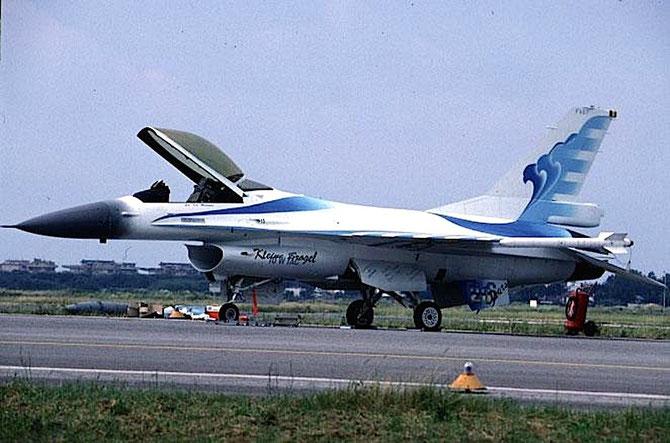 FA57  F-16AM 6H-57 2w
