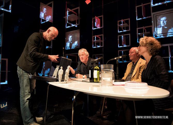 Rob van der Kleij, Cherry Duyns, Armando, Joyce Roodnat