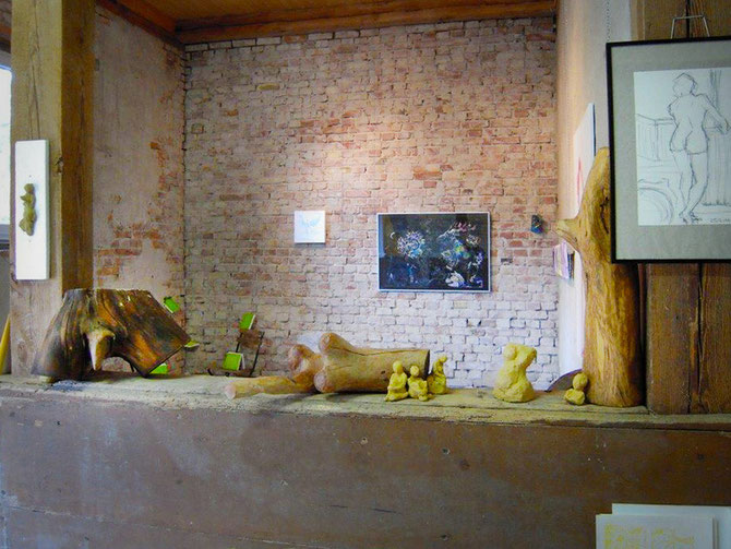 Künstlerhof Marienthal Ausstellung