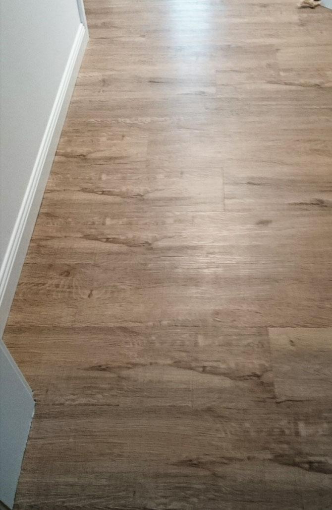 Neuer Boden? Wie wäre es mit Designböden in Holzoptik?