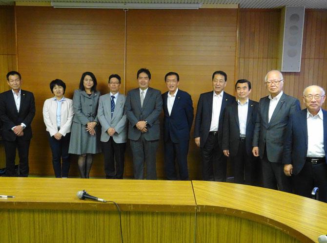 古賀市議会議会運営委員会のメンバー