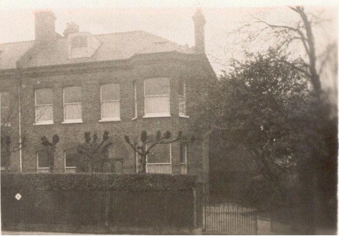 Alleyn Park, Dulwich circa 1937