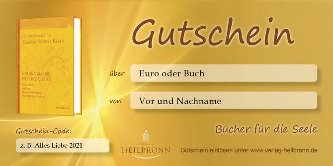 Gutschein Verlag Heilbronn