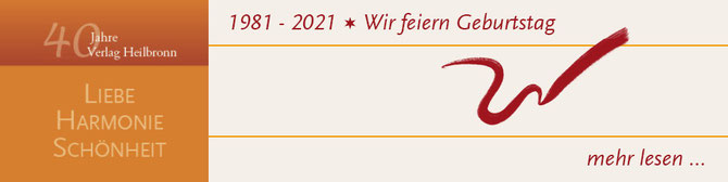 40 Jahre Verlag Heilbronn