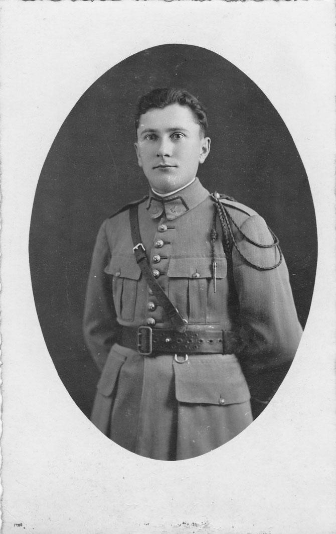 Albert Guillard Mort pour la France  en 1940 dans la Marne