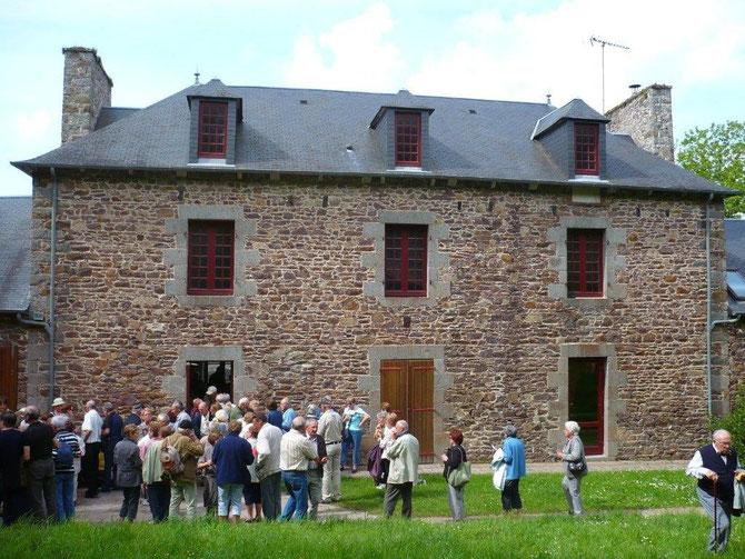 La maison de Guillaume Séznec