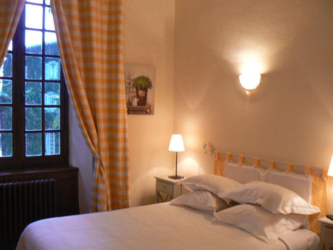 Chambres hostellerie des cèdres à saint gaudens haute garonne