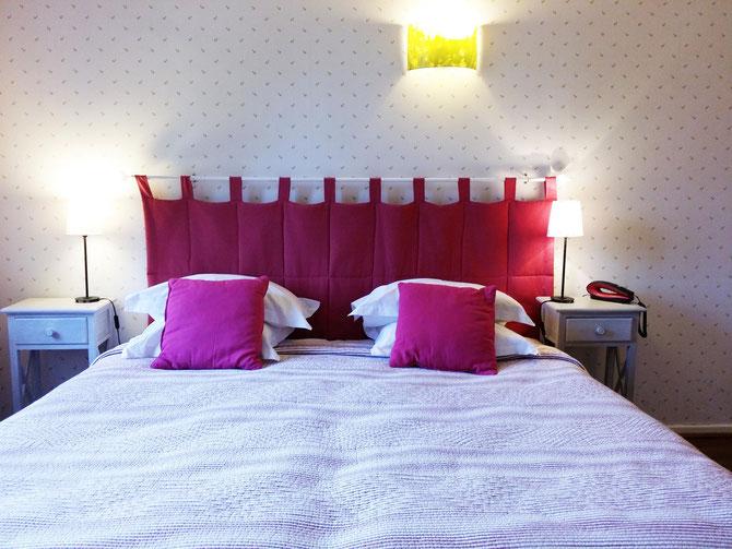 Chambres cosy hostellerie des cèdres villeneuve de riviere toulouse